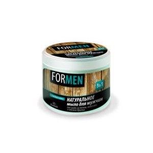 Мыло Floresan Натуральное для мужчин фото