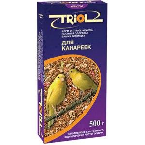 Triol - корм для канареек фото