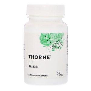 БАД Thorne Research Rhodiola/ Родиола фото