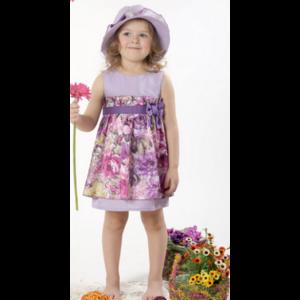Платье EtoElf ЛА-44 Лен+ атлас фото
