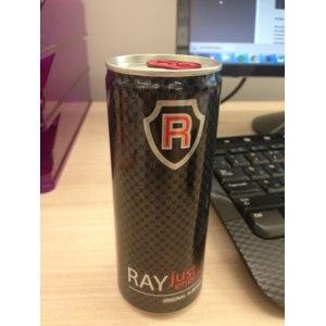 Энергетический напиток  RAY just energy Original фото