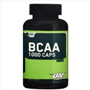 Спортивное питание Optimum Nutrition BCAA 1000 caps фото