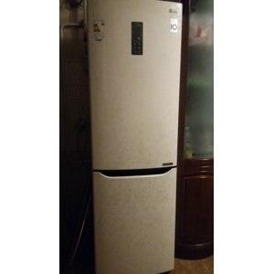 Холодильник с нижней морозильной камерой LG Ga-B419SEHL фото