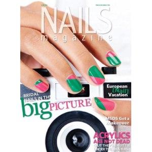 "Журнал ""Nails Magazine"" фото"