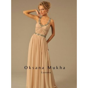Вечернее платье Oksana Mukha (Оксана Муха) Люсьена фото