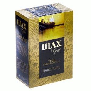 Черный чай Шах Gold фото