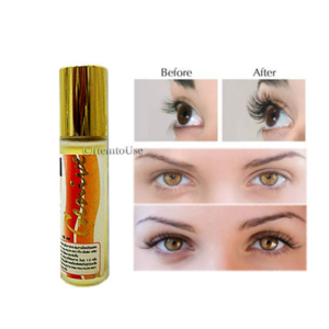 Сыворотка для роста ресниц и бровей Genive Lash Natural growth Stimulator Serum Eyelash Eyebrow Grow Longer Thicker фото