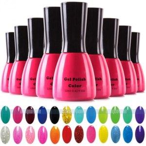 Гель-лак для ногтей KouBoLine Gel Polish Color фото