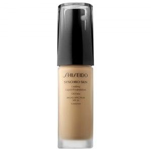 Тональный крем Shiseido Synchro Skin Lasting Liquid Foundation фото