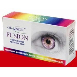 Контактные линзы OK Vision Fusion фото