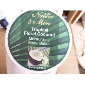 Крем для тела Nature and More Увлажняющий кокосовый фото