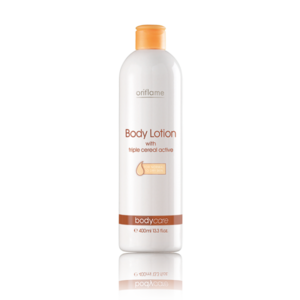Лосьон для тела Oriflame Body Lotion with triple cereal active фото