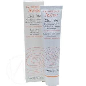 Антибактериальный крем Avene Сикальфат / Cicalfate Creme reparatrice Repair фото