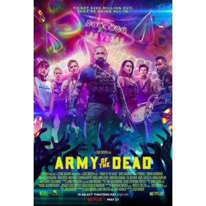 Армия мертвецов / Army of the Dead (2021, фильм) фото