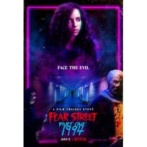 Улица страха: Часть 1 - 1994 / Fear Street: Part 1 - 1994 (2021, фильм) фото