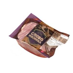 Мясо Слово мясника Корейка свиная охлажденная фото