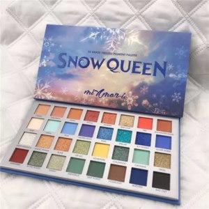 Тени для век Bluethin Snow Queen фото
