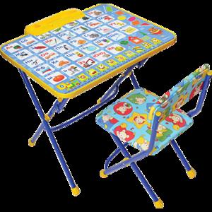 Комплект детской мебели Ника Арт. КУ2 «Никки» фото