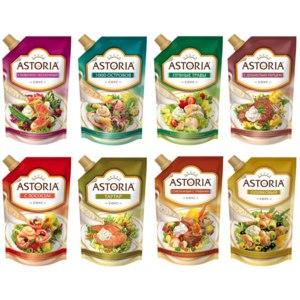 Майонезный соус Астория Ореховый с соевым соусом и кунжутом фото