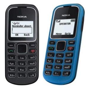 Nokia 1280 фото