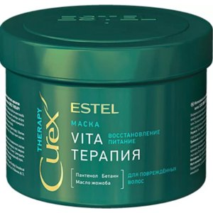 Маска для волос Estel Curex Vita терапия Восстановление и питание фото
