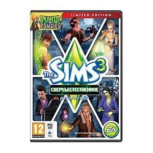 The Sims 3: Сверхъестественное фото