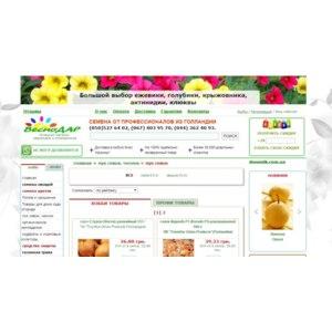"""Сайт """"Веснодар"""", dommik.com.ua фото"""