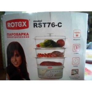 Пароварка Rotex RST76-C фото