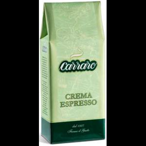 Кофе   Crema Espresso (в зёрнах) Carraro тм фото