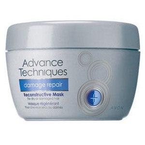 Маска для волос Avon Восстанавливающая для сухих и поврежденных волос фото