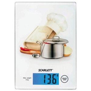 Весы кухонные SCARLETT SC-1217 фото