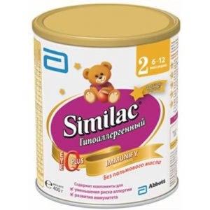 Детское питание Similac гипоаллергенный 2 фото