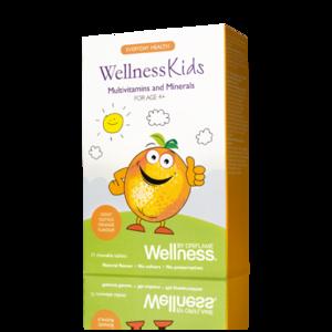 Витаминно-минеральный комплекс Oriflame Wellness Kids фото
