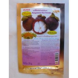 Маска-пилинг Isme Mangosteen Peel Powder 100% Detox Anti Acne фото