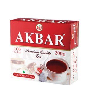Чай  Akbar «MOUNTAIN FRESH» фото