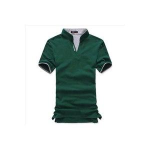 Футболка AliExpress 2014 new Mens summer leisure T shirt fashion slim short sleeve V neck T shirt фото