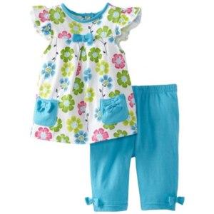Комплект AliExpress Retail 18M~6T new 2014 brand baby children clothing sets cotton 2pcs set baby girl T-shirts and shorts set 2361 фото