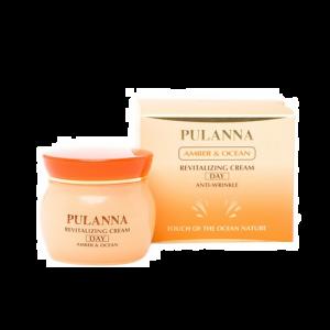 Крем для лица Pulanna Revitalizing Day Cream дневной биоэнергетический восстанавливающий  фото