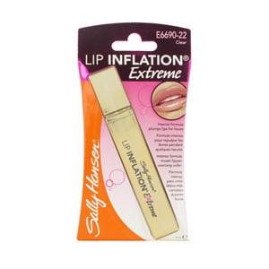 Блеск для увеличения объёма губ Sally Hansen  lip inflation extreme фото