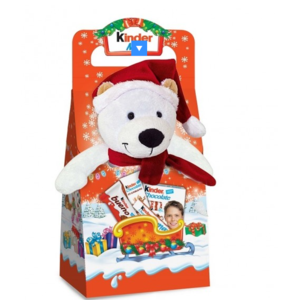 4e03404a6084c Детский новогодний подарок Kinder Микс с игрушкой 137,5г | Отзывы ...