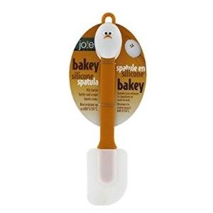 Силиконовая лопатка Joie Bakey egg spatula with silicone blade from the eggy range  фото
