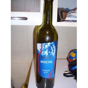 Вино Коктебель Монте руж фото