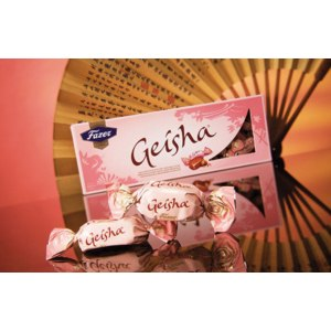 Конфеты Fazer Geisha фото