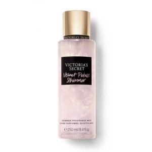 Парфюмированный спрей для тела Victoria's Secret Velvet Petals Shimmer фото