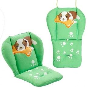 Матрас детский Aliexpress Baby Seat Cushion Cotton Breathable Stroller High Chair Mat Infant Stroller Pushchair Mattress Cartoon Soft BB Car Pram Pad фото