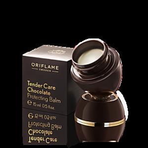 Смягчающее средство Oriflame «Нежная забота» с ароматом шоколада фото