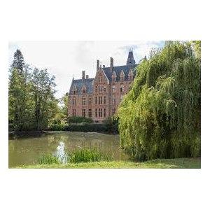 Замок Лоппем (Kasteel van Loppem), Зедельгем-Лоппем, Бельгия фото