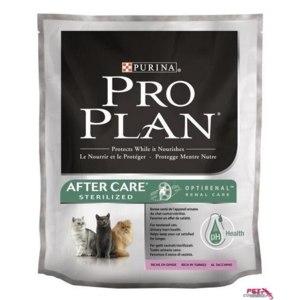 Корм для кошек Pro Plan After Care (Для стерилизованных кошек и кастрированных котов) фото