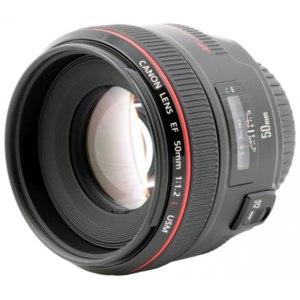 Canon 50 mm 1.2 фото