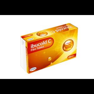 Таблетки Pharmactive IBUCOLD C фото